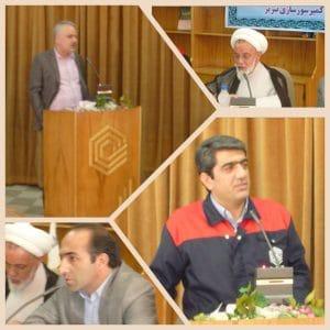 مراسم معارفه مدیرعامل شرکت کمپرسورسازی تبریز