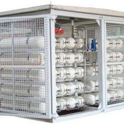 مخازن CNG کمپرسور سازی تبریز
