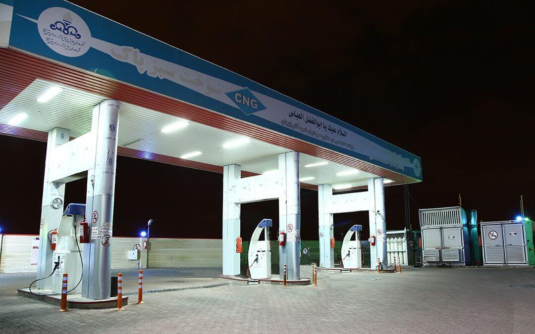فروش ویژه تجهیزات CNG جایگاه های سوخت طبیعی با تسهیلات ویژه بانکی