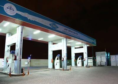 ایستگاه سوخت رسانی گاز طبیعی