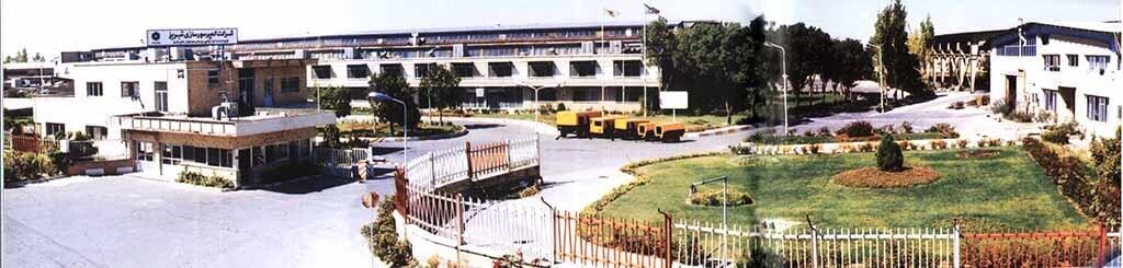 كمپرسور سازي تبريز کمپرسور اولین و بزرگترین تولید کننده کمپرسور صنعتی و کمپرسور معدنی CST 11