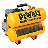#۵: Dewalt Air Compressors 2.0 Horsepower 4.0 Gl Stack Oil Lubricated