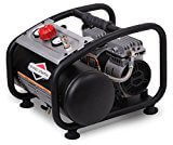 #۶: Briggs & Stratton 3-Gallon Quiet Power Technology Air Compressor 074027-00